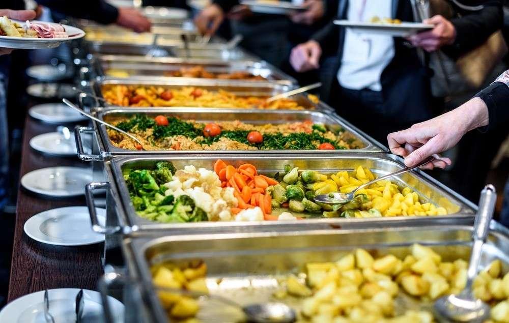 Hochzeitsessen Das Menü sollte selbstverständlich allen Gästen schmecken
