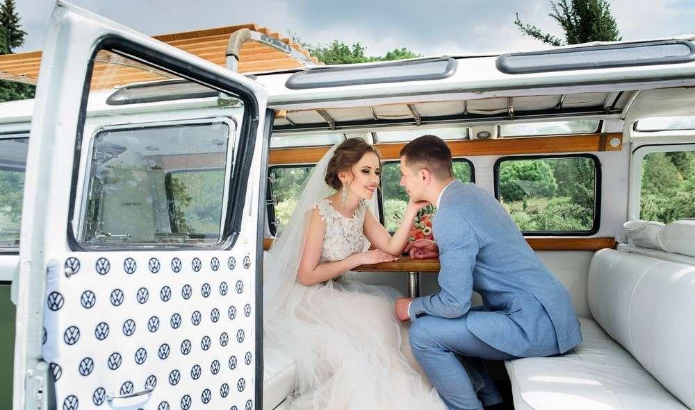 Beförderung der Gäste zur Hochzeitslocation