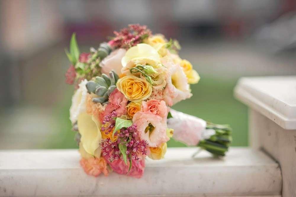 Grundformen des Brautstraußes