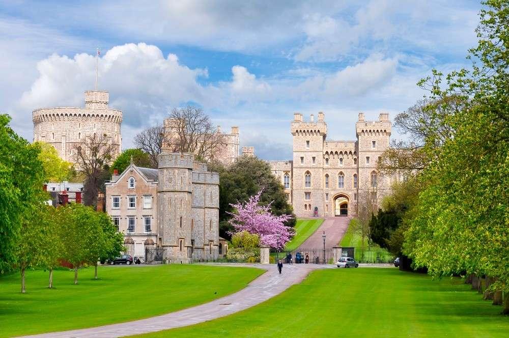 Heiraten in einem Schloss oder auf einer Burg