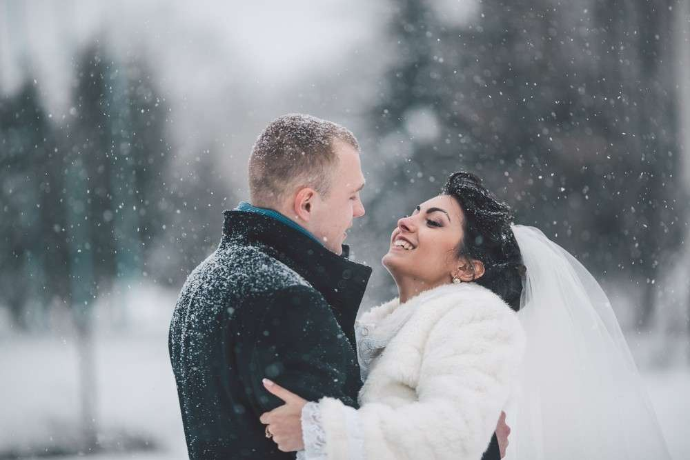 Argumente für eine Hochzeit im Winter
