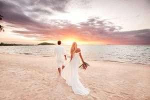 Traumhochzeit am Strand auf Hawaii