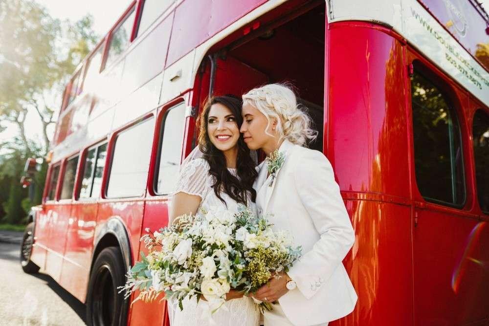 Ungewöhnliche Hochzeitsfahrzeuge