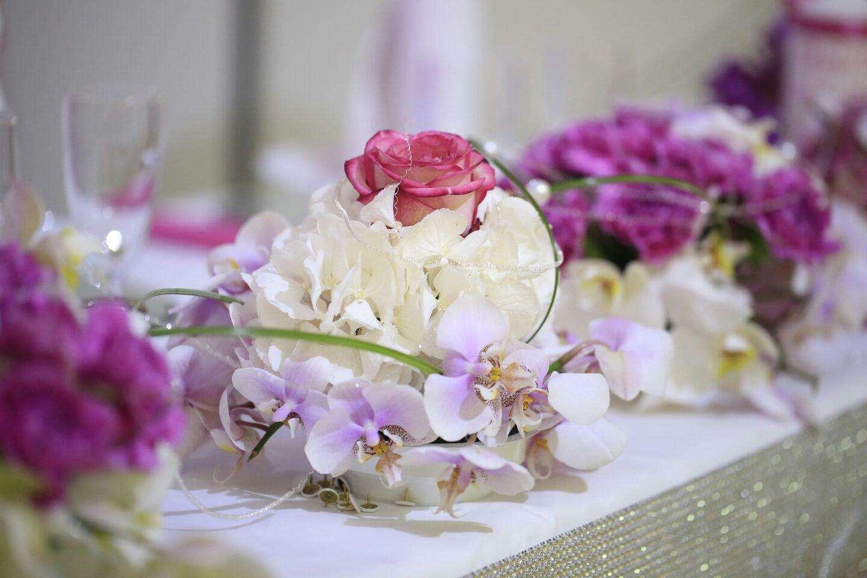 Deko-Verleih und Floristik für Ihre Hochzeit aus Essen in NRW