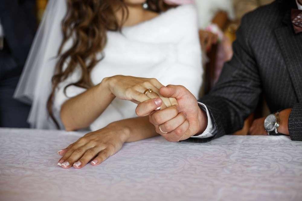Eheschließung beim Standesamt