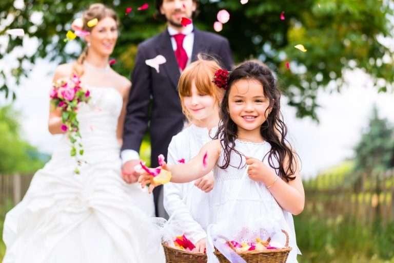 Eine Hochzeit ist immer eine blumige Angelegenheit