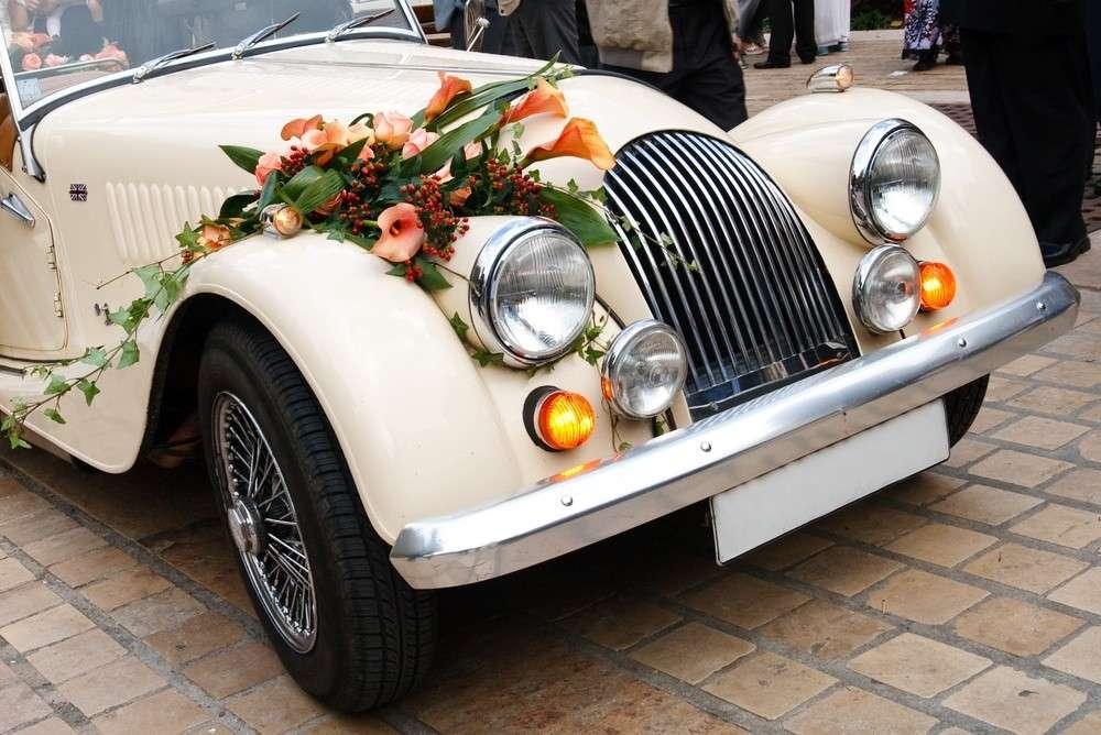 Oldtimer für Hochzeit