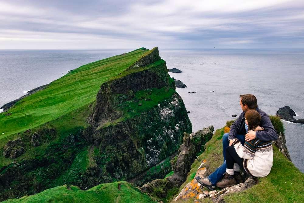 Hochzeitsreise durch Irland