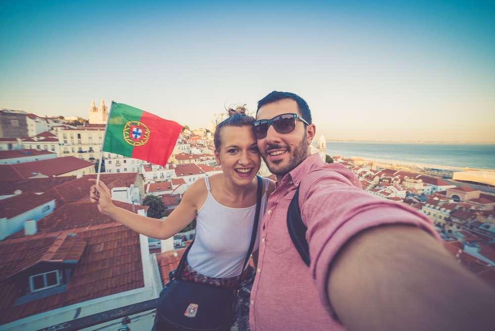 Romantische Flitterwochen in Portugal