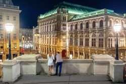 Romantische Zweisamkeit in Wien - Flitterwochen in Österreich