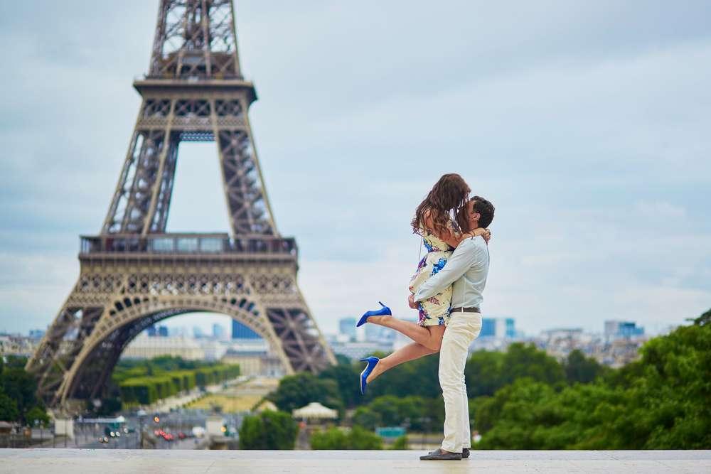 Verbringen Sie Ihren Liebesurlaub in Frankreich
