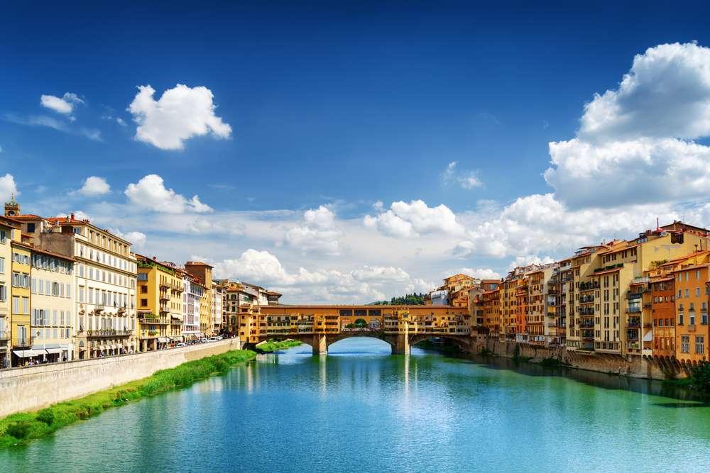 Florenz in Italien das ideale Ziel für die Hochzeitsreise