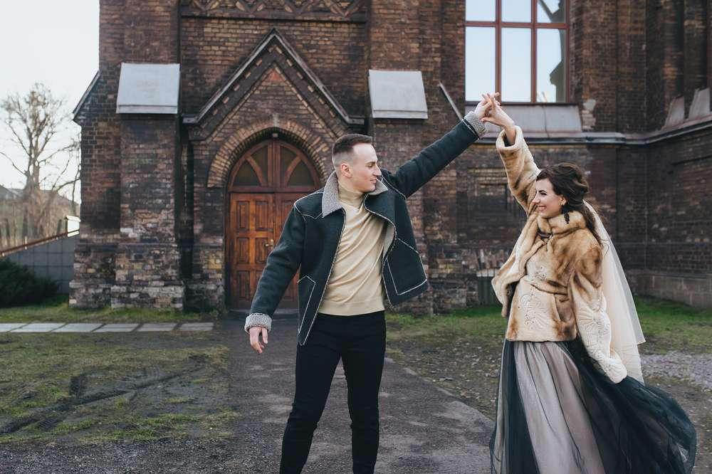 Generalprobe zur eigenen Hochzeit