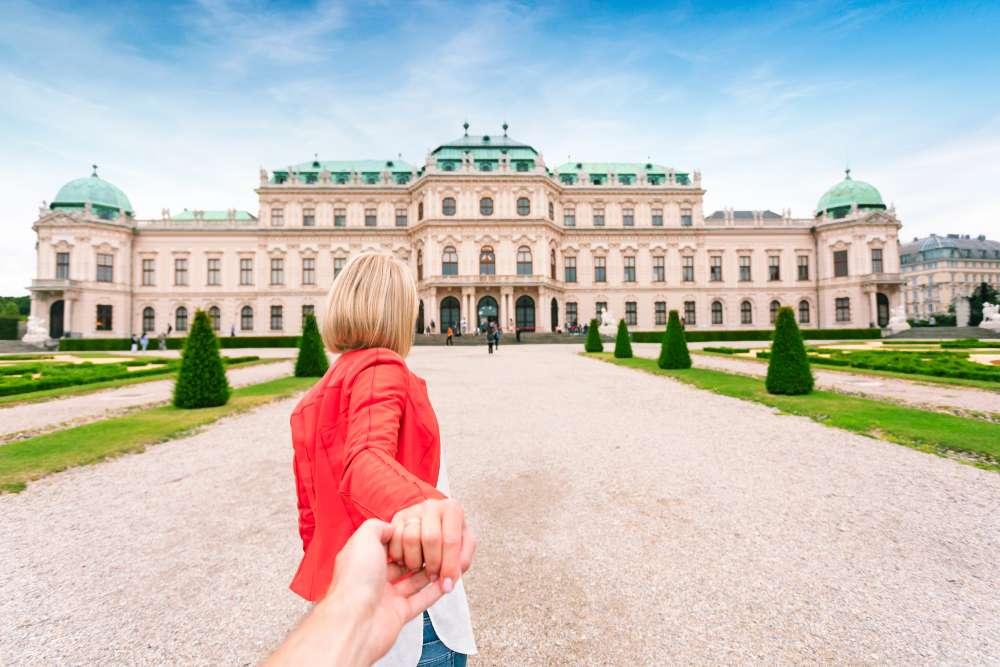 Flitterwochen in Österreich