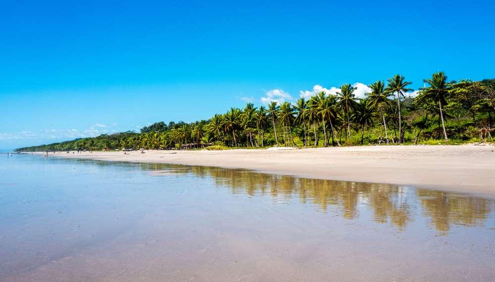 Flitterwochen in Costa Rica