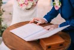 Das deutsche Namensrecht bei der Heirat