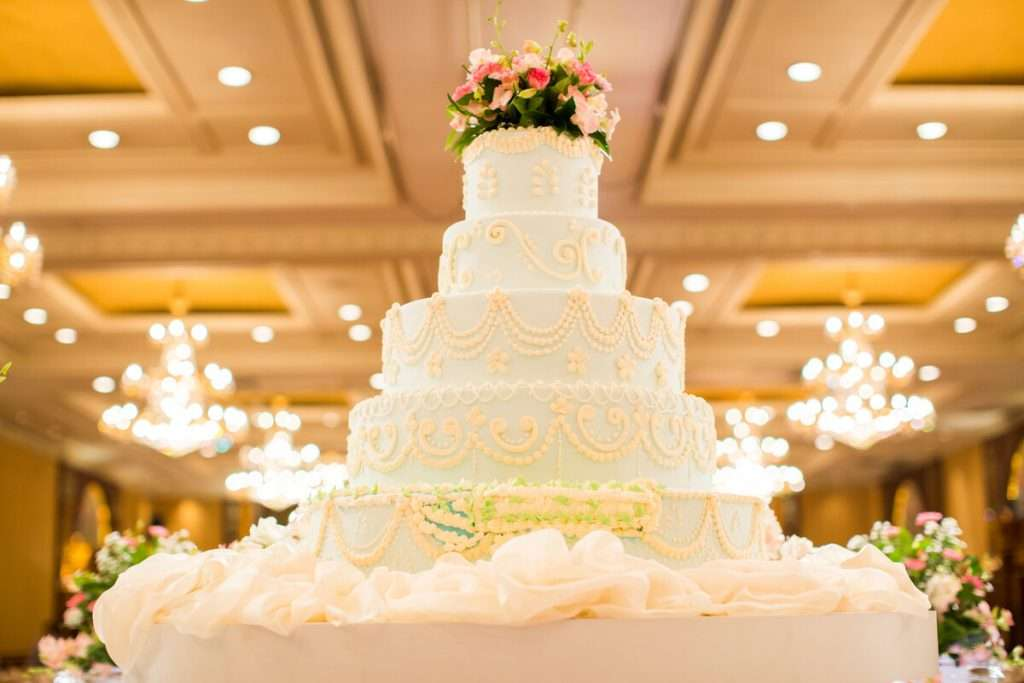 Alles, was du über die Hochzeitstorte wissen musst
